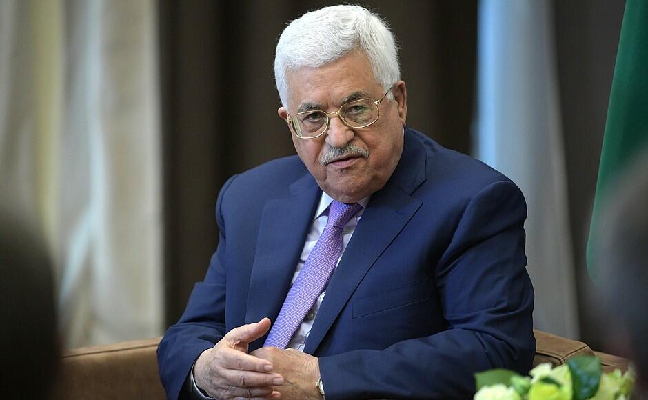 Abbas apela por revisão de acordos entre a OLP e Israel — Palestina